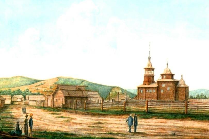 Музей Декабристов г. Чита