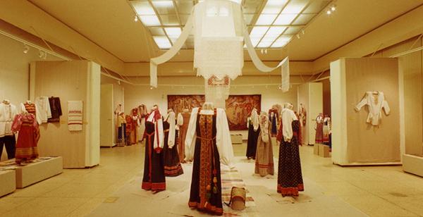 Музейно-выставочный центр им. Лизы Чайкиной