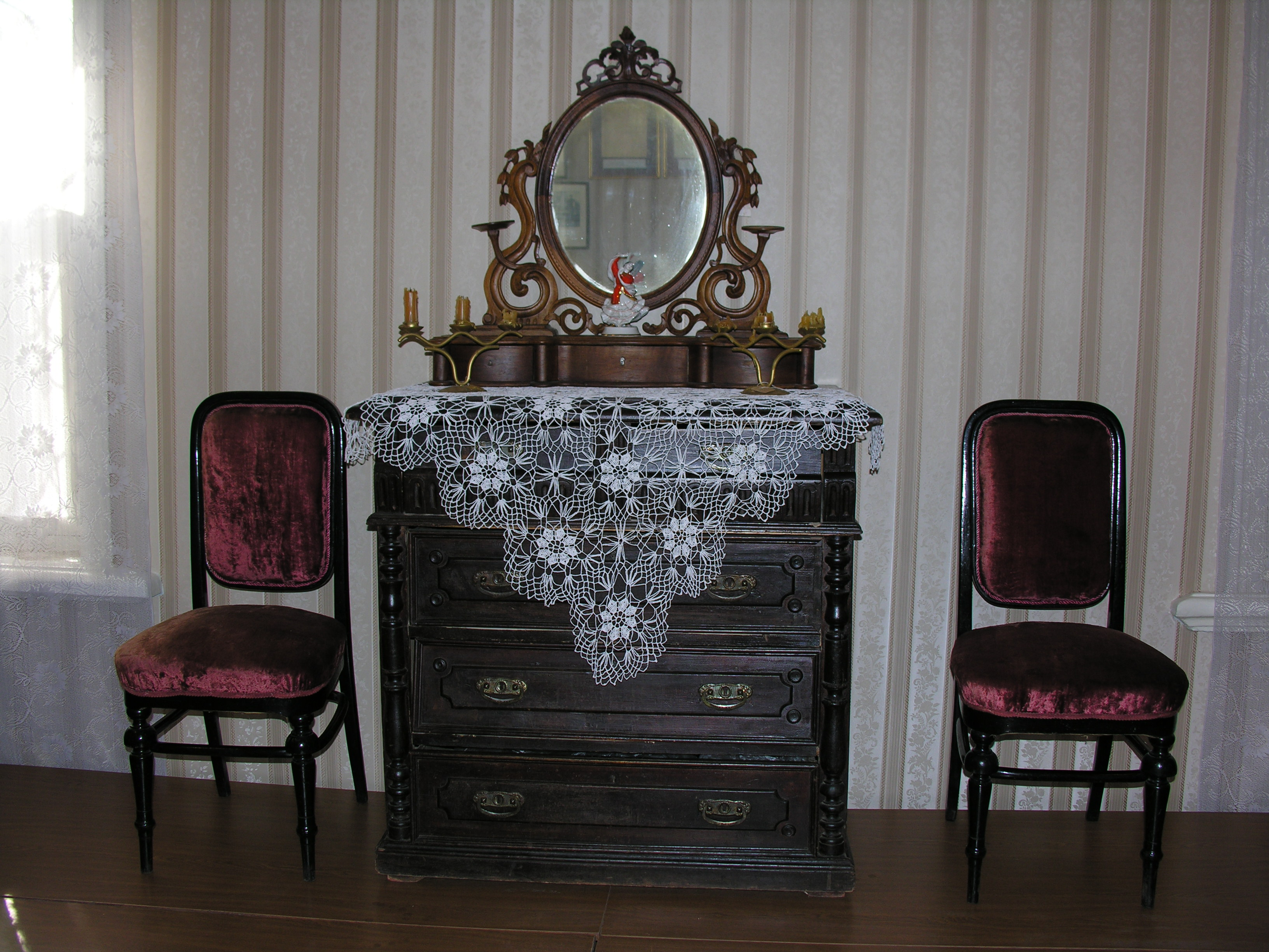 Дом-музей Ш. А. Худайбердина