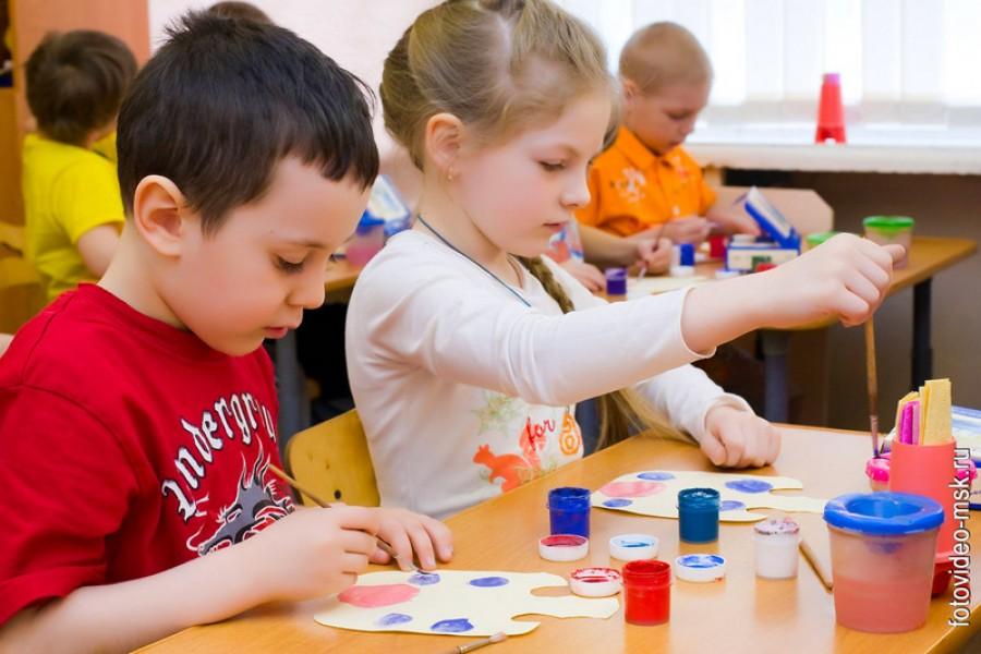 Продуктивная детская деятельность картинки