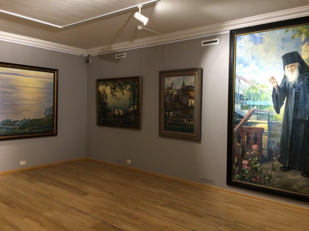 Выставочный зал «Домик Чехова»