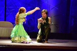 В репертуаре русского театра появилась мистическая притча