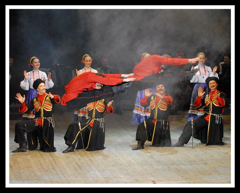 Театр танца «Казаки России»