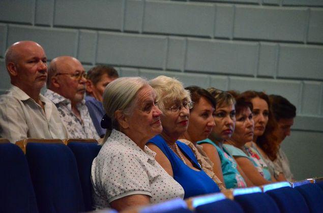 В Русском драмтеатре состоялся сбор труппы