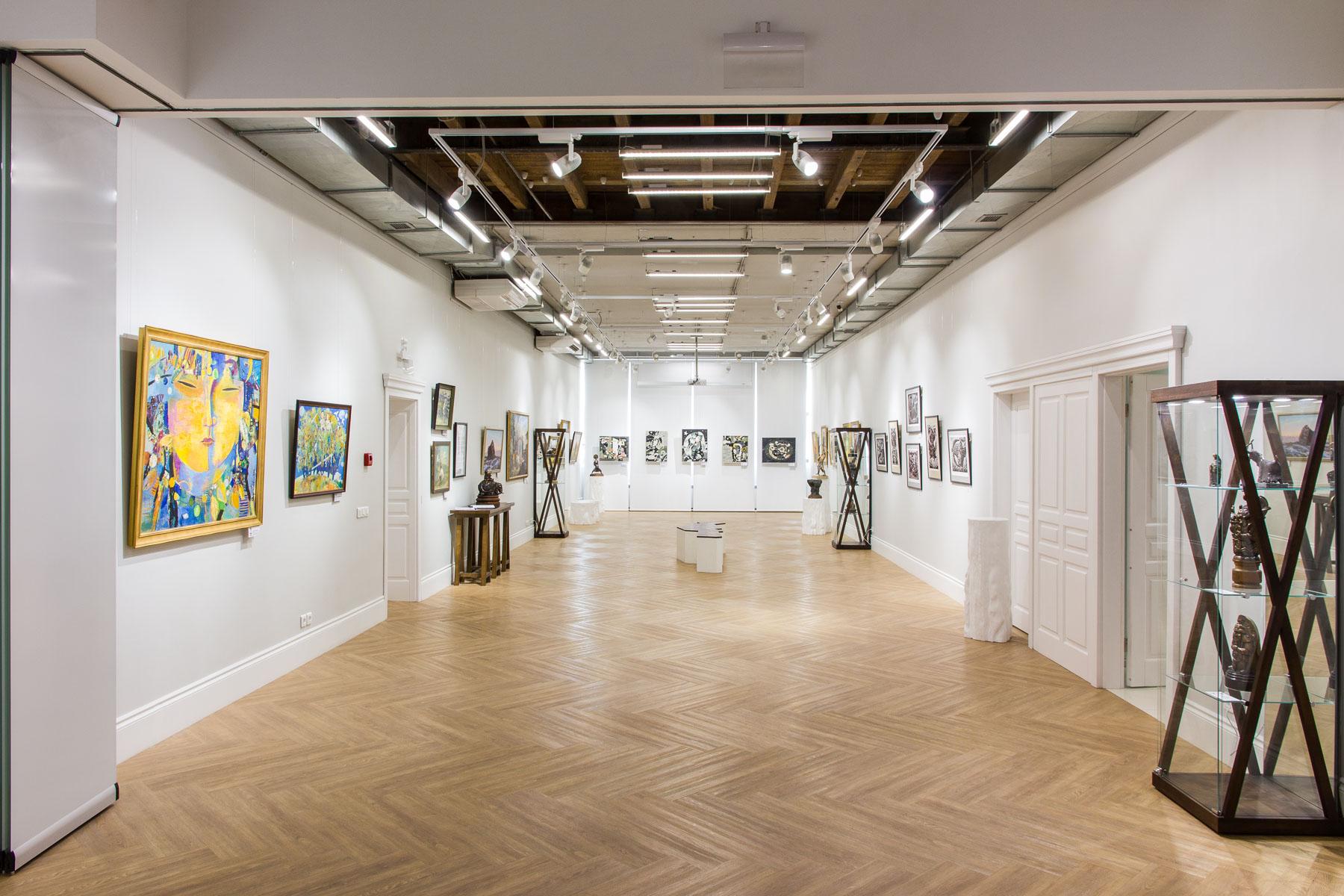 Галерея В. Бронштейна