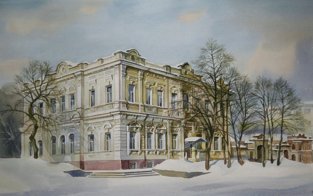 Дом актера г. Екатеринбург