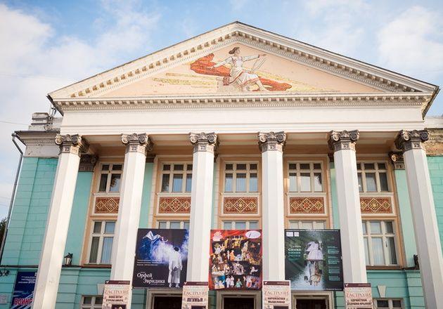 В русском драмтеатре заработала онлайн-трансляция спектаклей