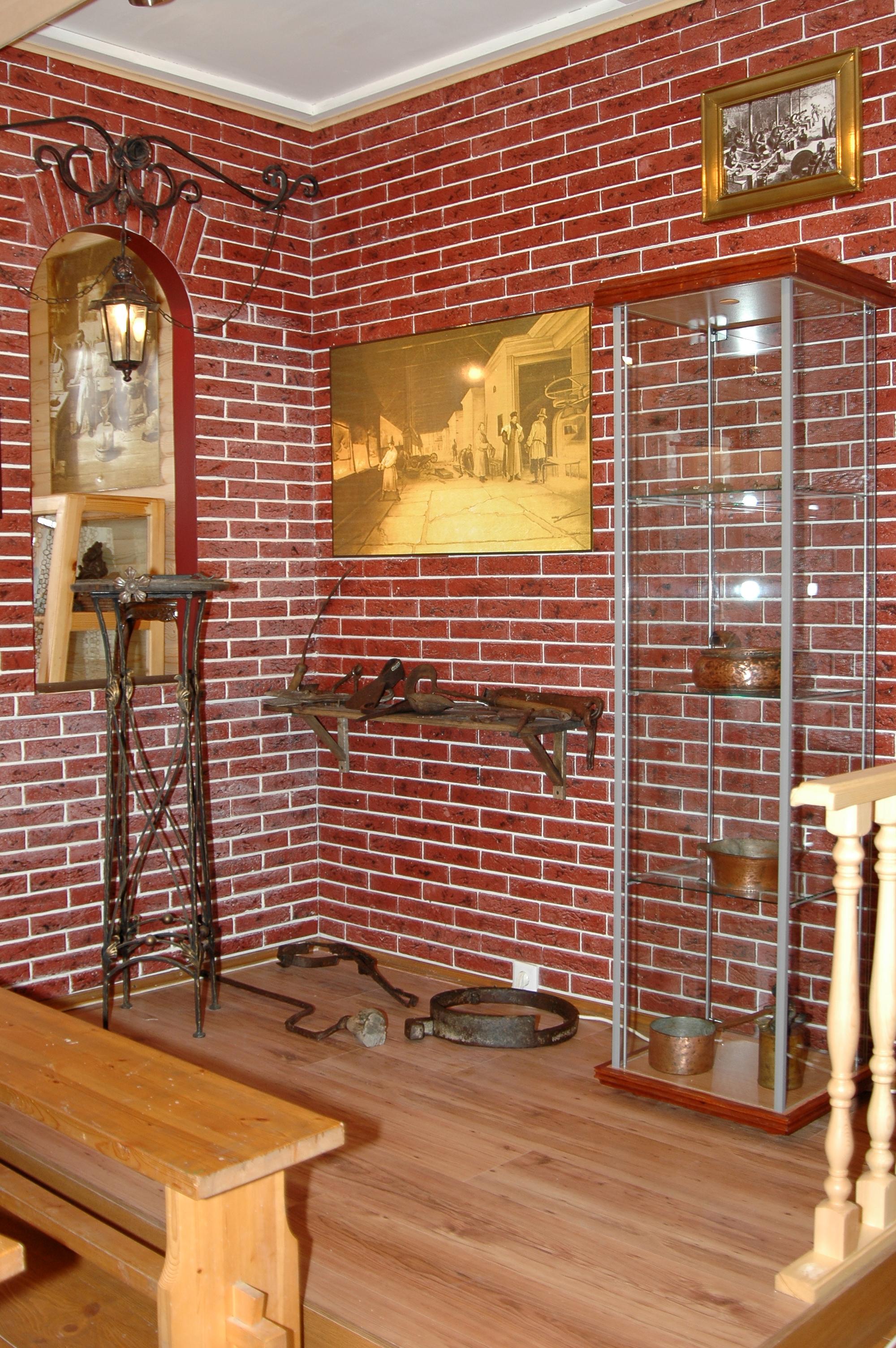 Музей «Столярная мастерская»