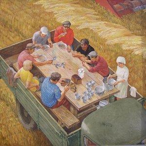 Выставка «Хлеб − дар богов»