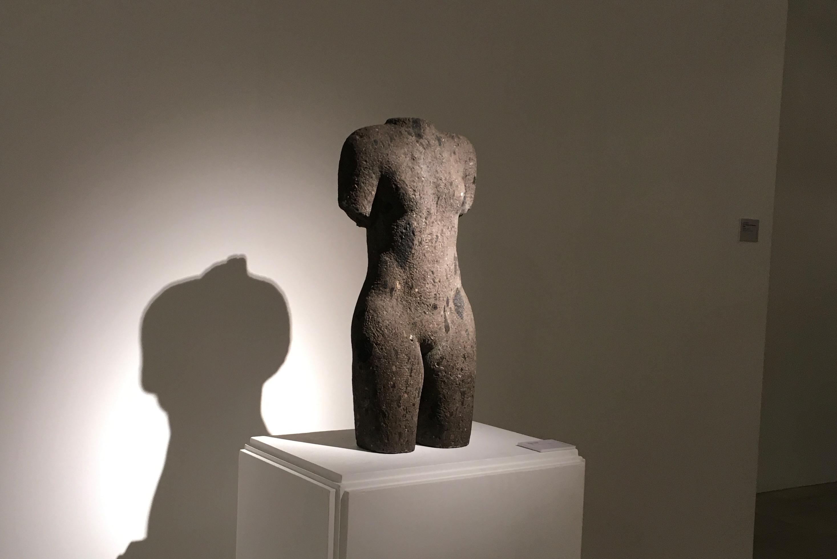 Выставка «Владимир Буйначёв. Скульптура, живопись, стихи и проза» photo