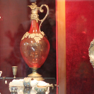 Выставка «Серебряная кладовая»