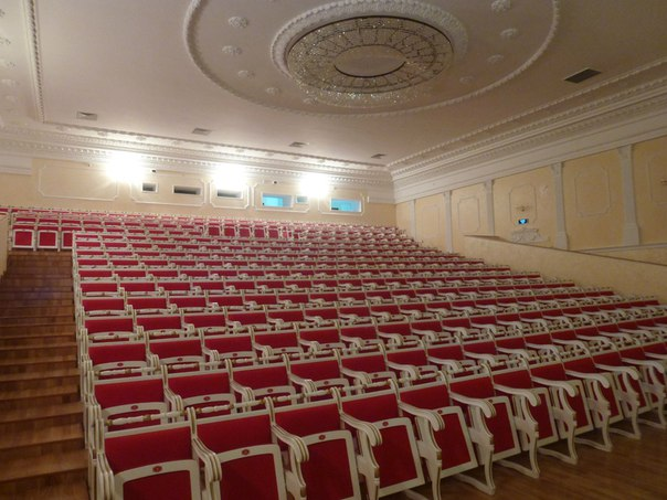 Концертный зал «Унион» им. Т. Н. Хренникова