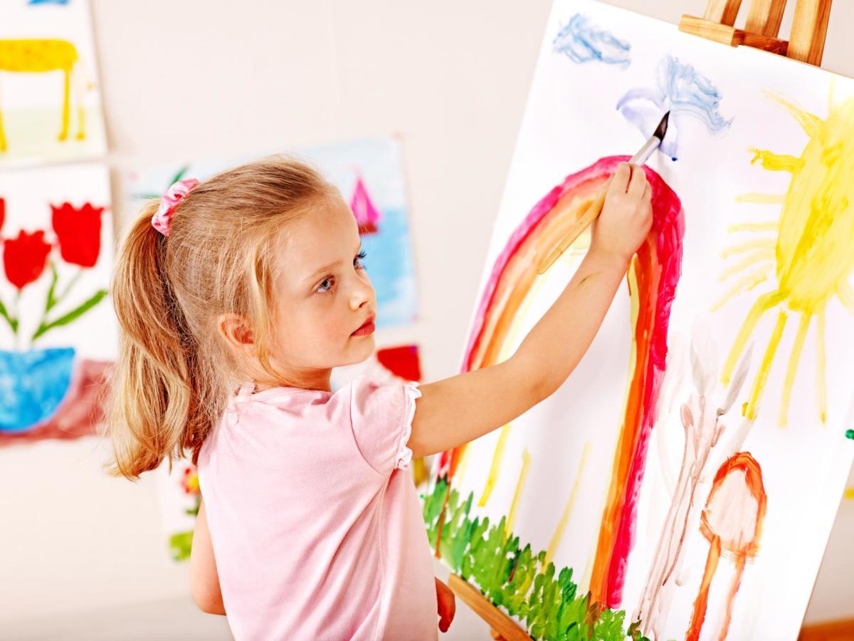 День детского рисунка «Моя Россия»