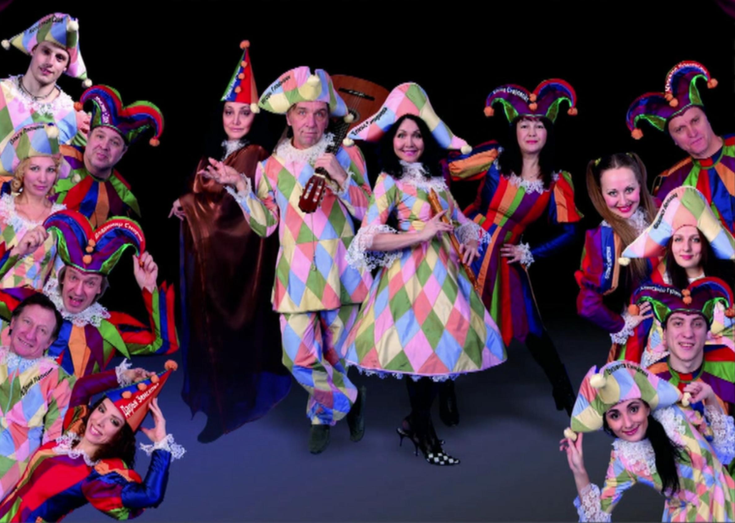 Театр драмы, музыки и поэзии «Балаганчикъ»