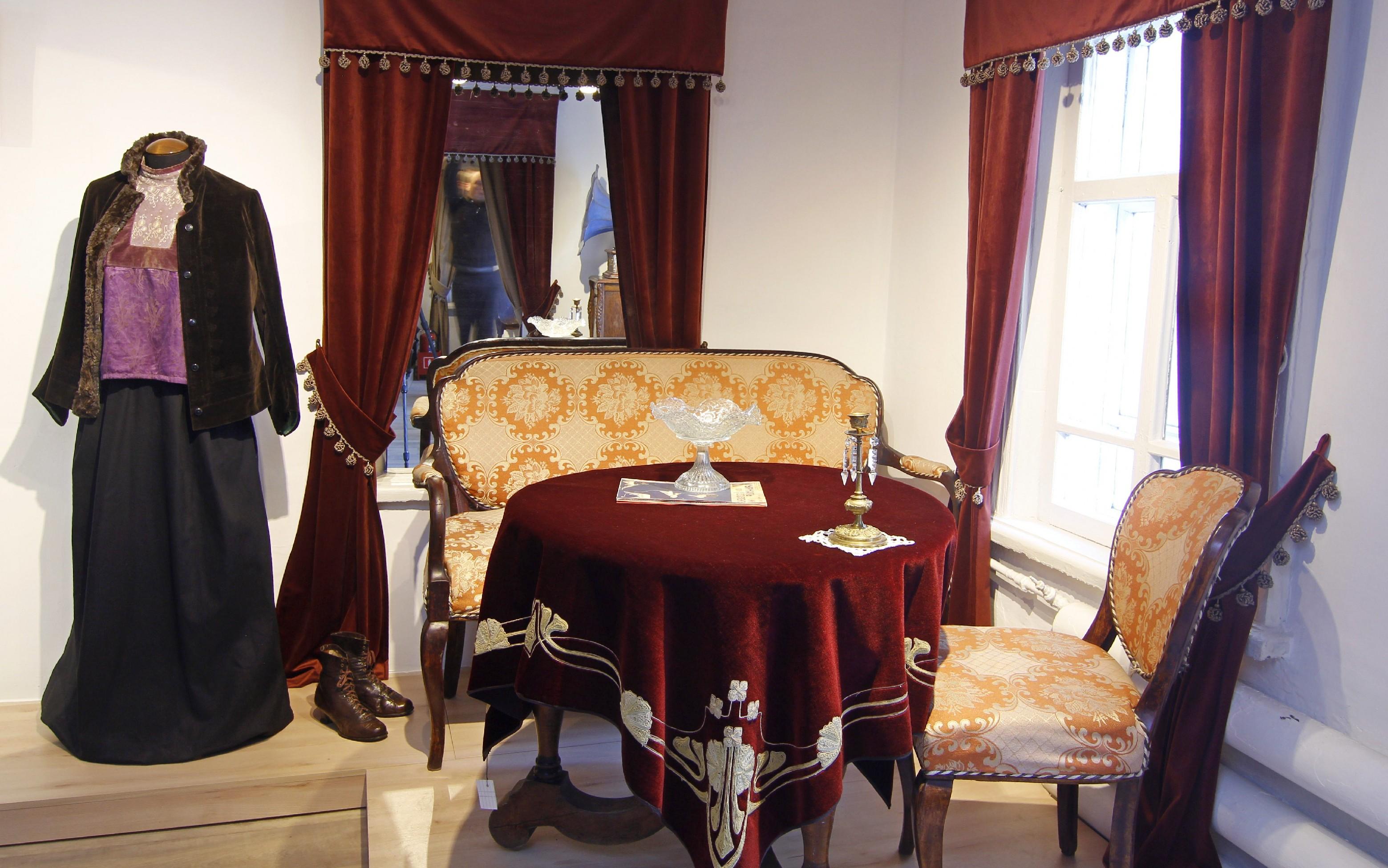 Музей «Городская усадьба Ново-Николаевска»