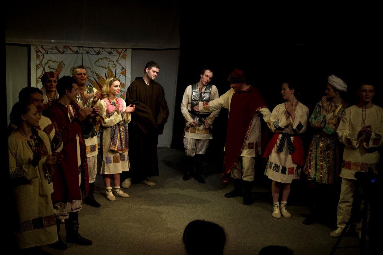 Театр-студия «Новая Сцена»