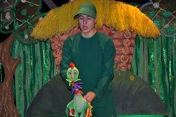 Спектакль «Петушок − Золотой гребешок»
