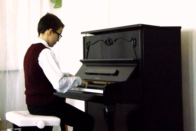Цели проведения конкурсы в музыкальных школах