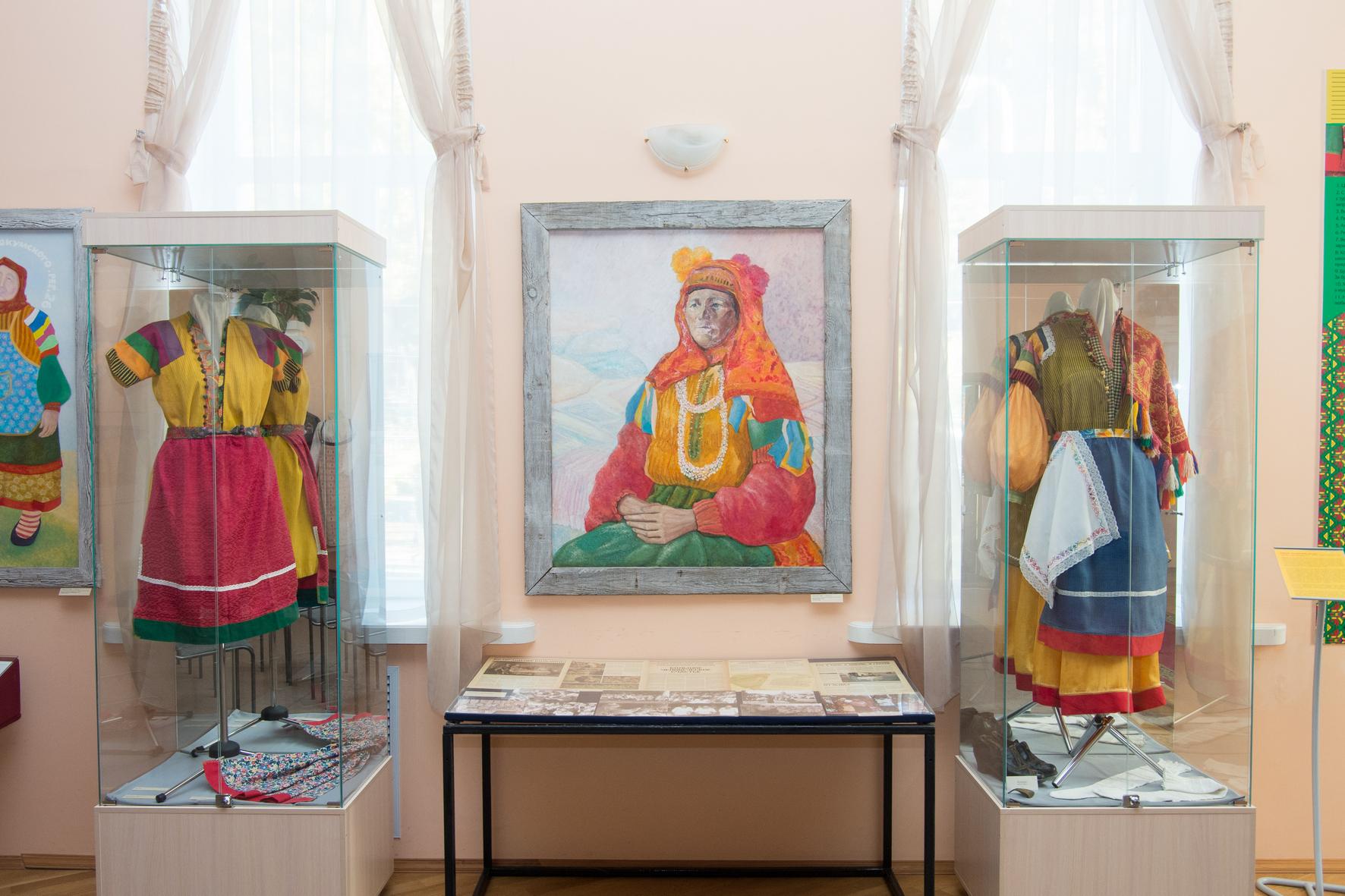 Экспозиция «Казаки-некрасовцы Ставрополья. История и современность»