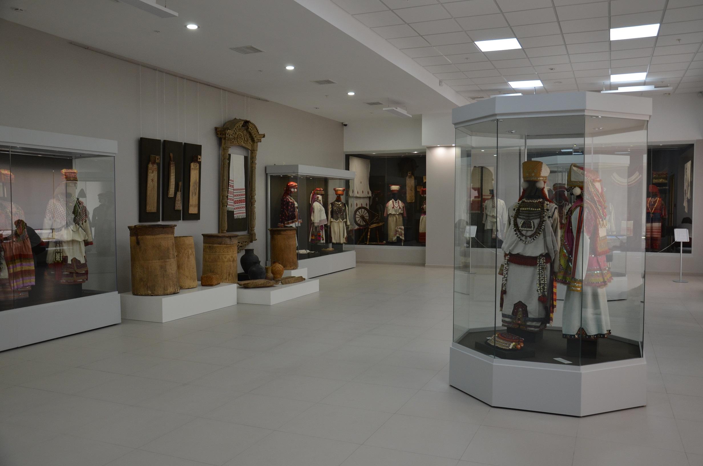 Мордовский республиканский музей изобразительных искусств имени С. Д. Эрьзи