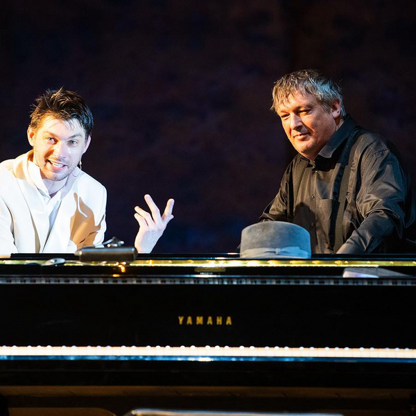 Спектакль «1900-й. Легенда о пианисте»