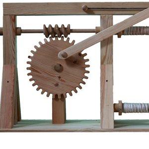Выставка «Азбука механики Леонардо да Винчи»