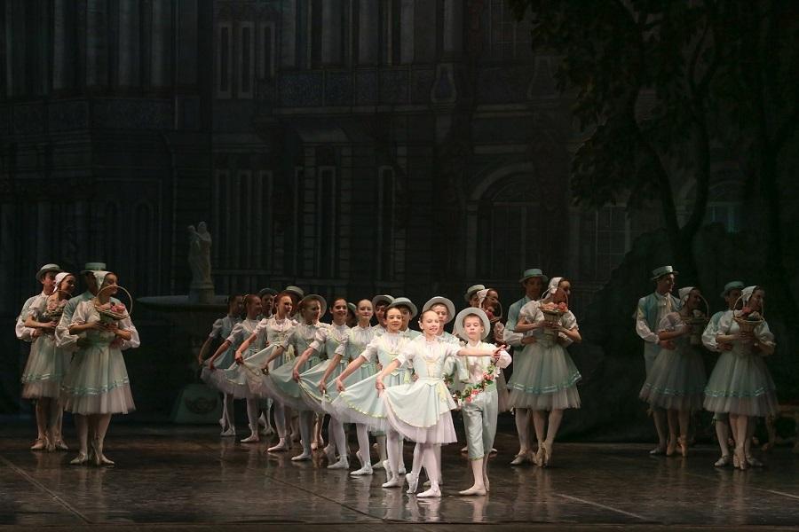 Новогодних, картинки вальс цветов из балета спящая красавица