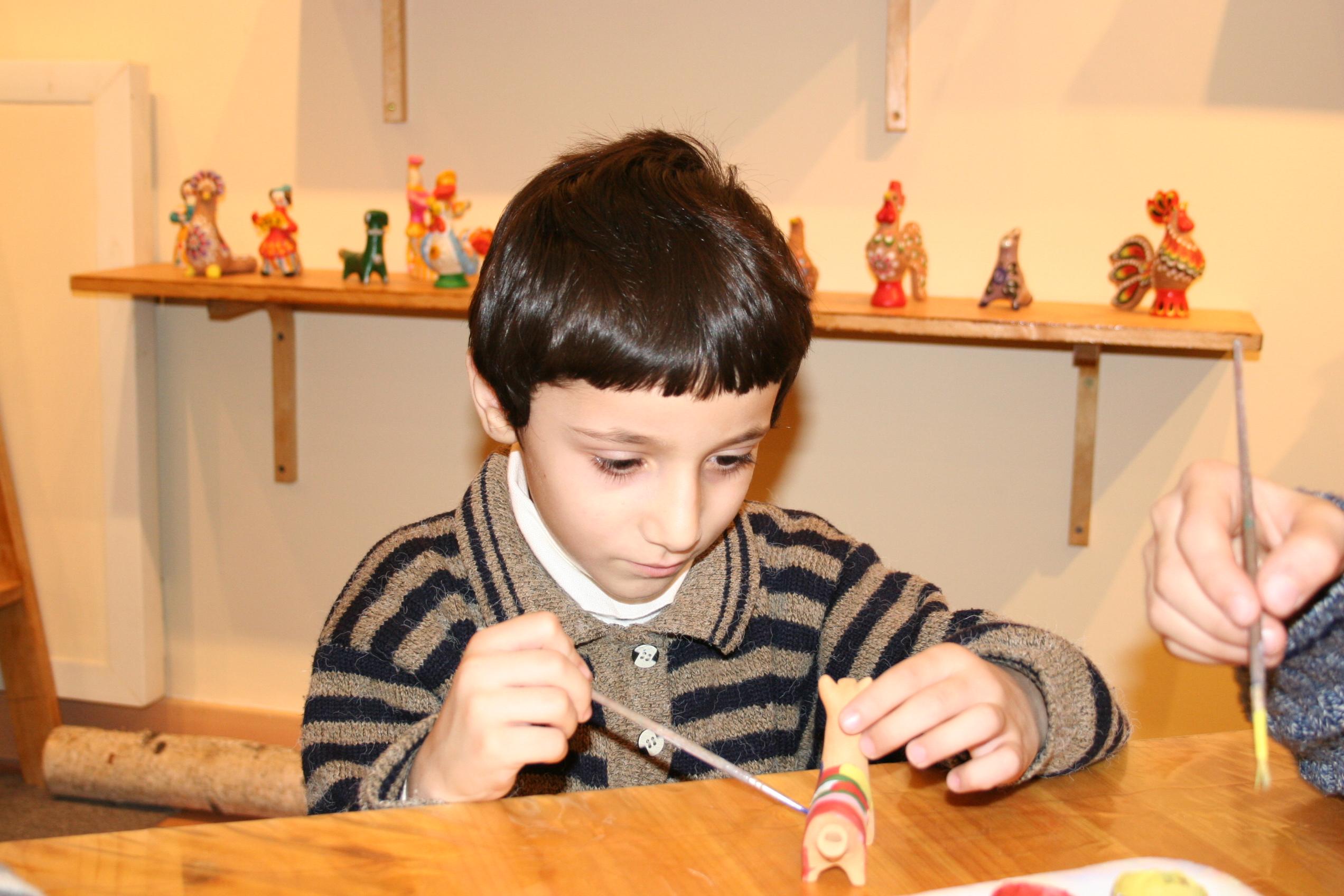 Музей народной игрушки «Забавушка»