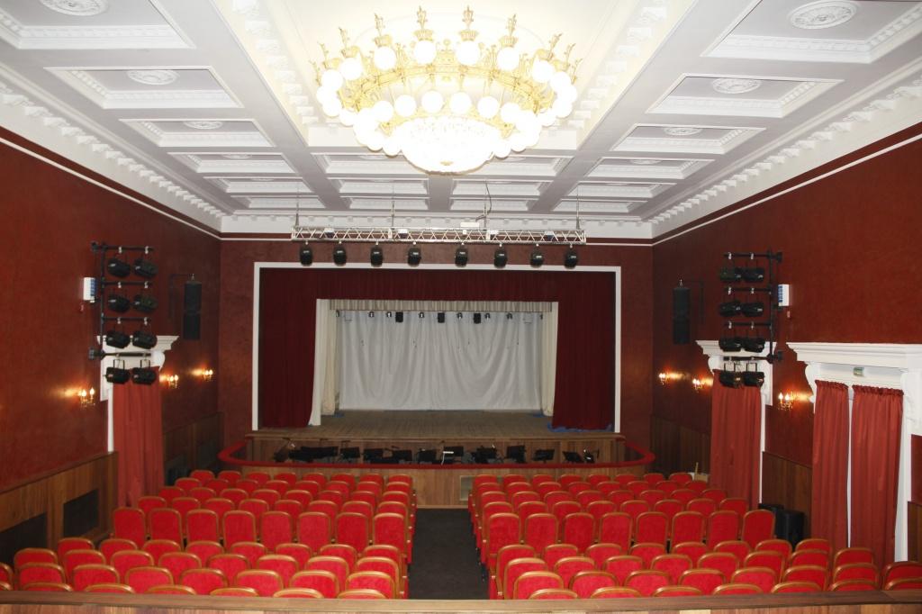 Рязанский областной музыкальный театр