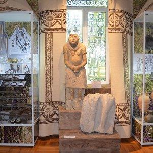 Экспозиция  «Восточное Приазовье в середине III – середине XIII вв.»