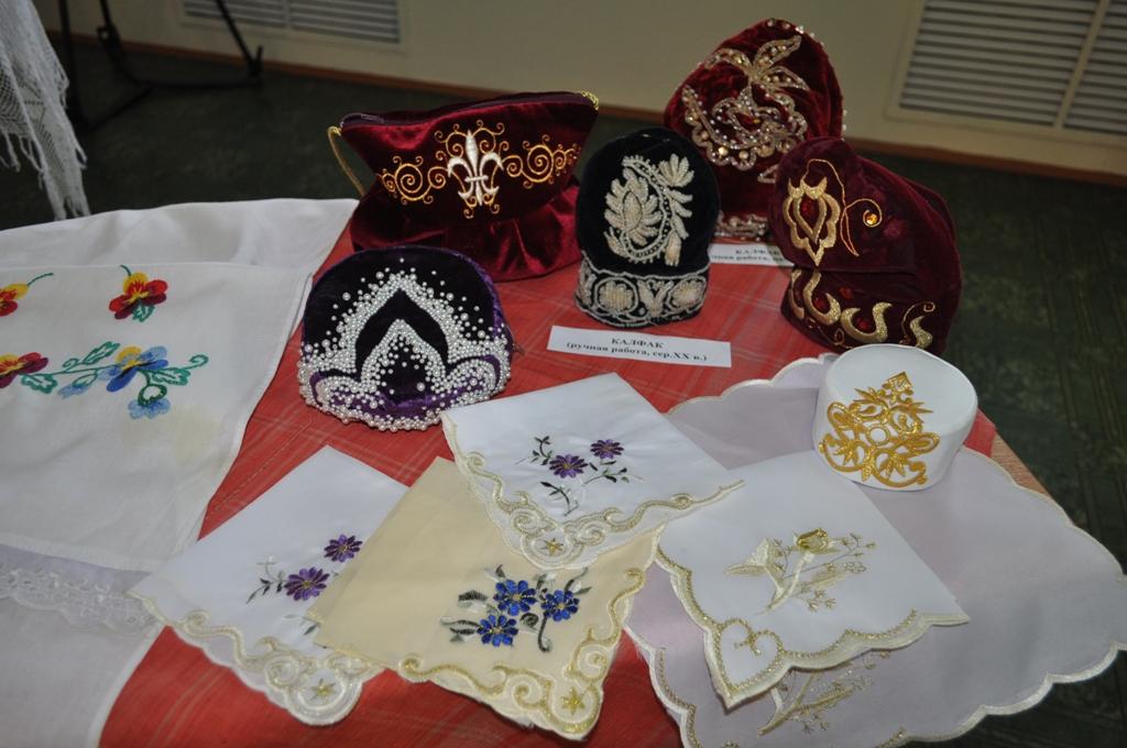 Вышивание по-татарски
