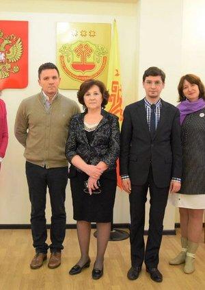 Директор Всероссийской государственной библиотеки иностранной литературы посетил Национальную библиотеку Чувашии