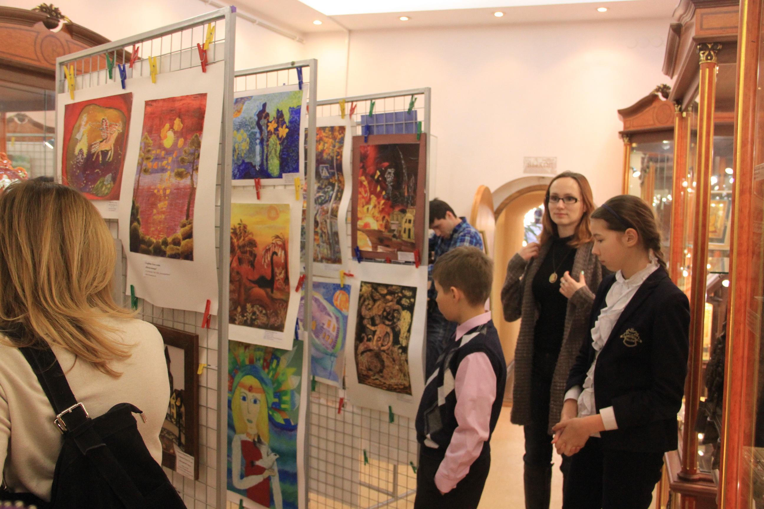 Детские конкурсы от музеев