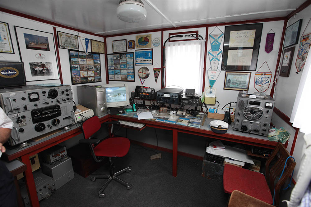 Научно-исследовательское судно «Витязь»
