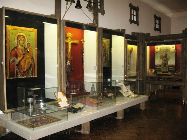 Отдел истории Национального музея Республики Коми