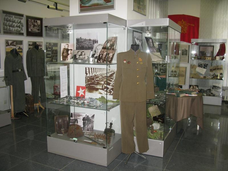 Музей Дзержинского района