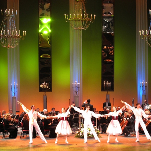 Новогодний концерт «Штраус-гала»