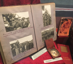 Выставка «Во имя грозного закона братоубийственной войны»