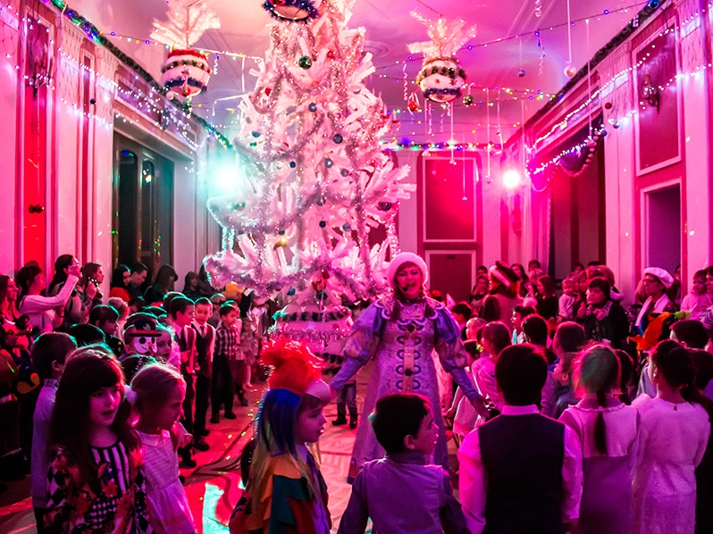 Астраханский театр кукол