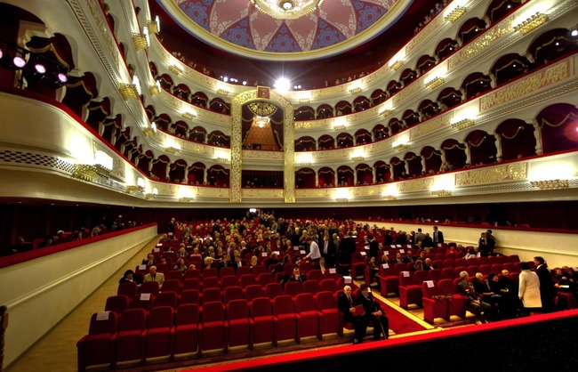 Астраханский государственный театр оперы и балета