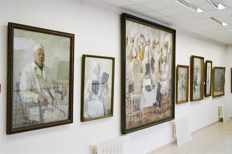 Картинная галерея народного художника СССР А. И. Курнакова