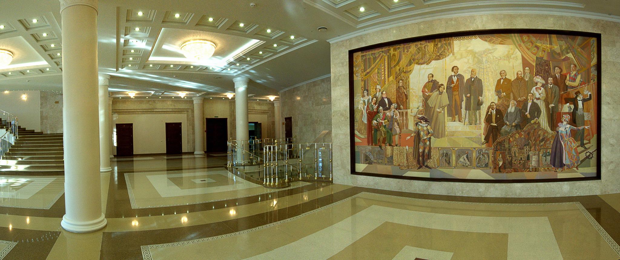Пензенский областной драматический театр им. А.В. Луначарского