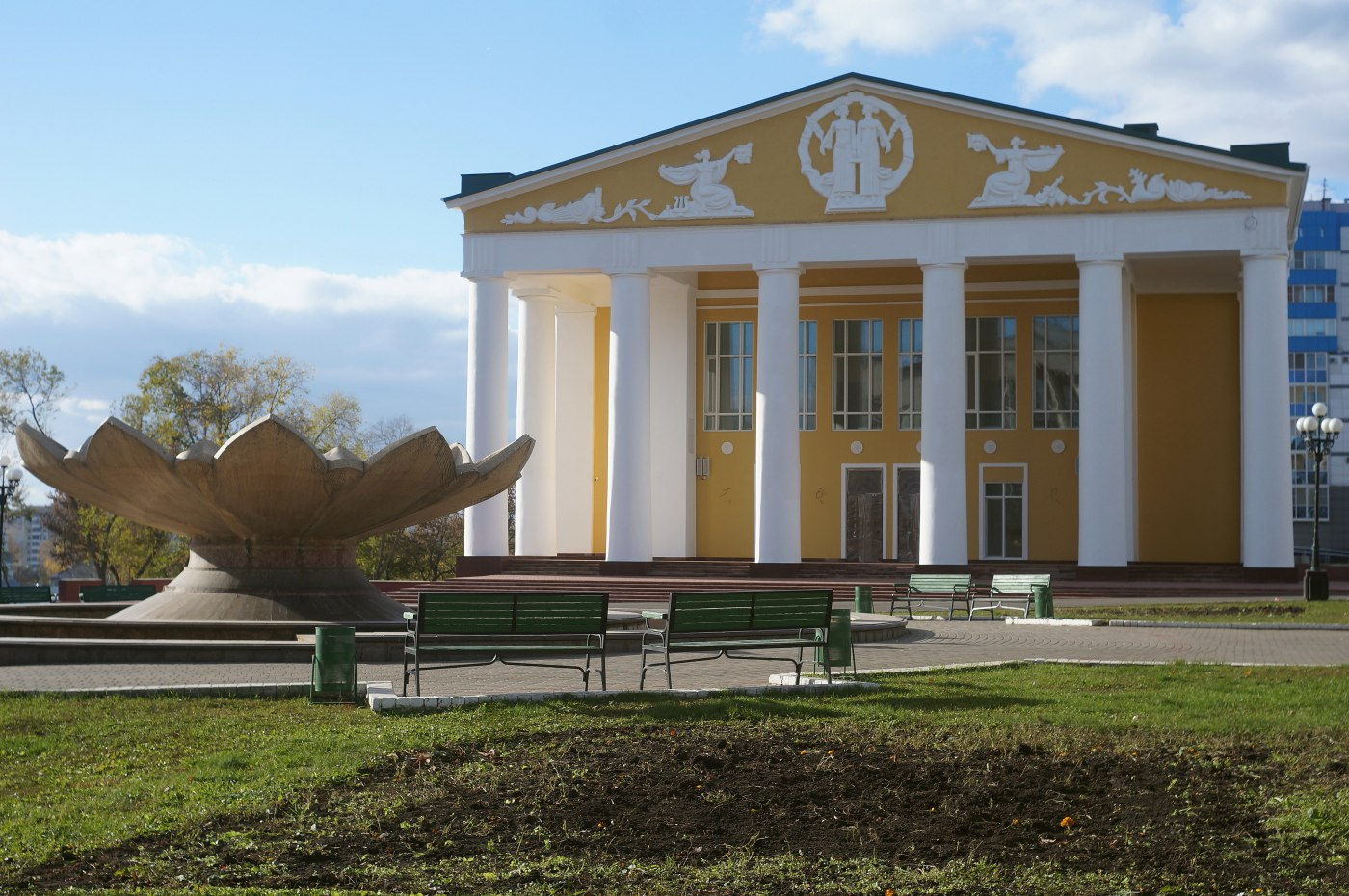Государственный русский драматический театр Республики Мордовия