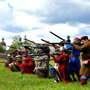 Военно-исторический фестиваль «Черкасск 1646»