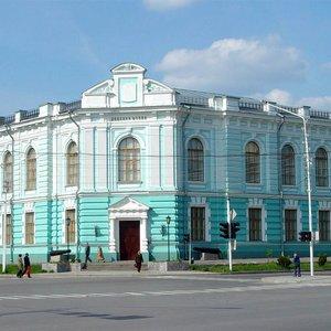 Ночь искусств в Музее истории донского казачества