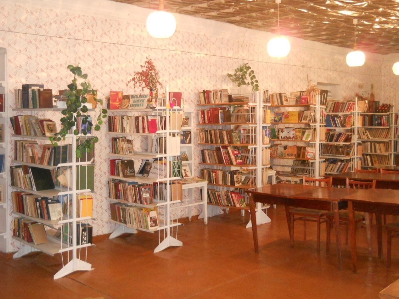 Уваровская библиотека-филиал 19 - библиотека, россия, южный .