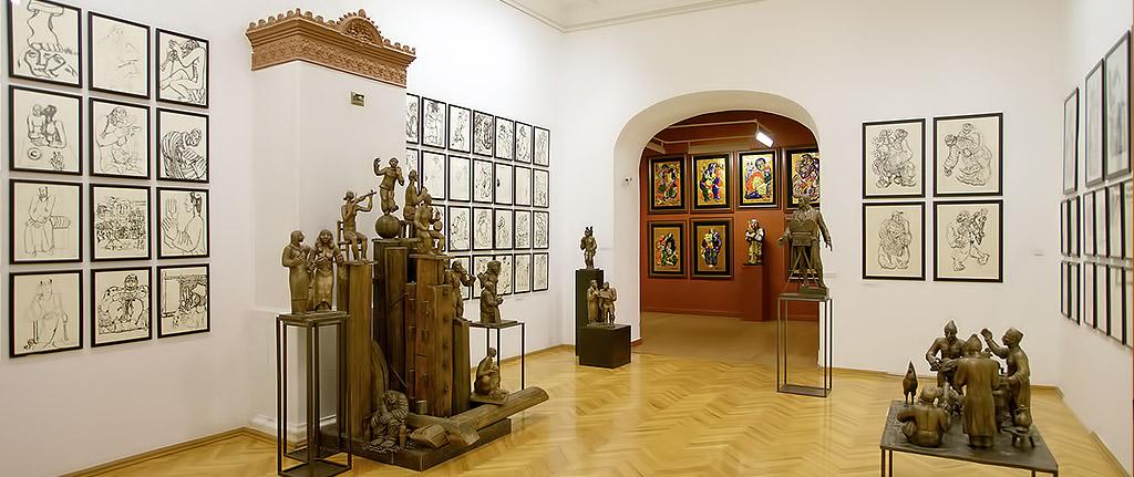 галерея искусств зураба церетели официальный сайт