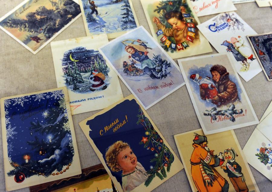 Почтовые открытки с фотографиями