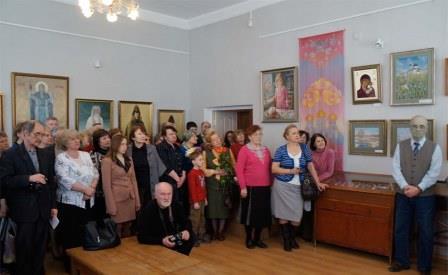 Выставочный зал Орловского объединенного государственного литературного музея И.С. Тургенева