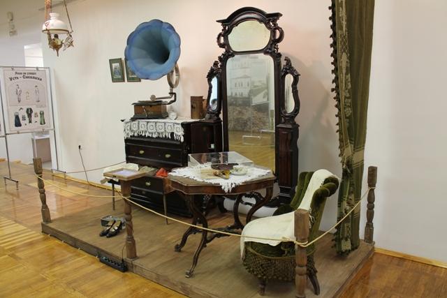 Выставочный зал Национального музея Республики Коми